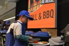 Auf der Grill & BBQ gibt´s Wettbewerbe für Groß und Klein